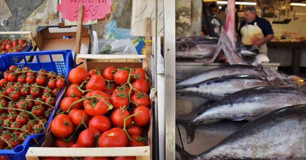 mercato di Ortigia Siracusapress