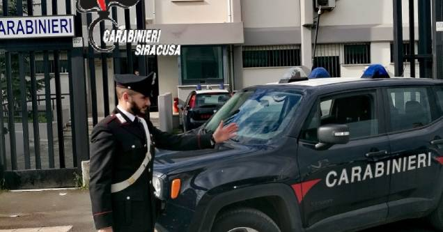 Carabinieri Lentini siracusapress