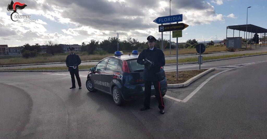 carabinieri floridia solarino