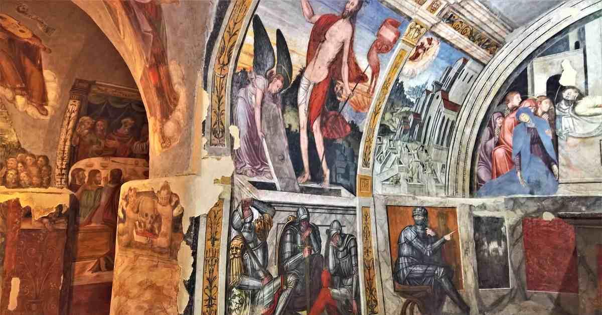 castelbuono cripta chiesa madre siracusapress