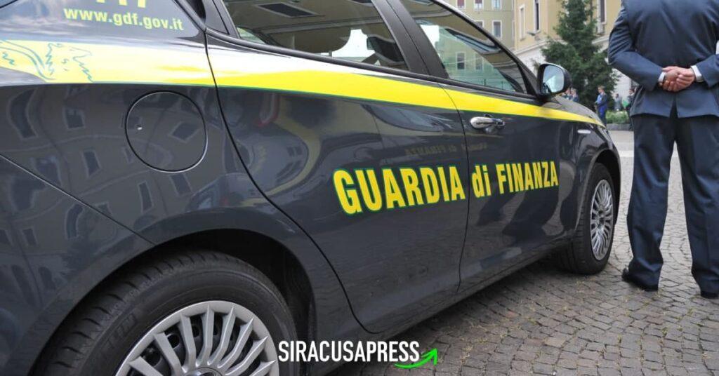 guardia di finanza Siracusapress