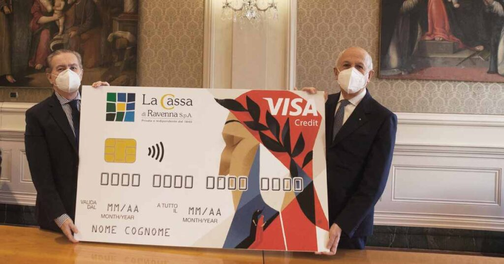 carta di credito dante