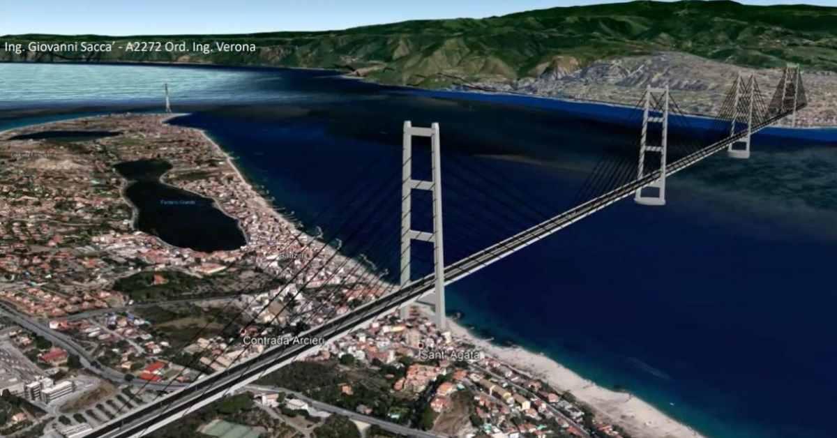 ponte sullo stretto siracusapress