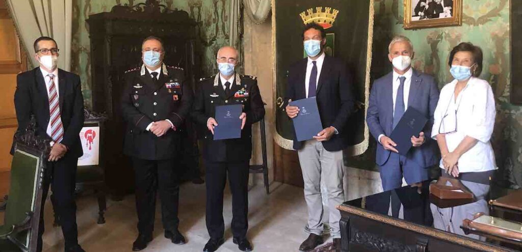 Carabinieri Caserma Siracusa