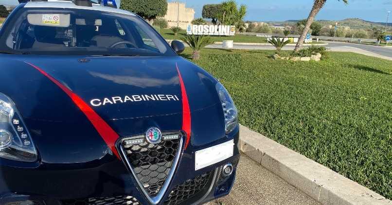 carabinieri rosolini