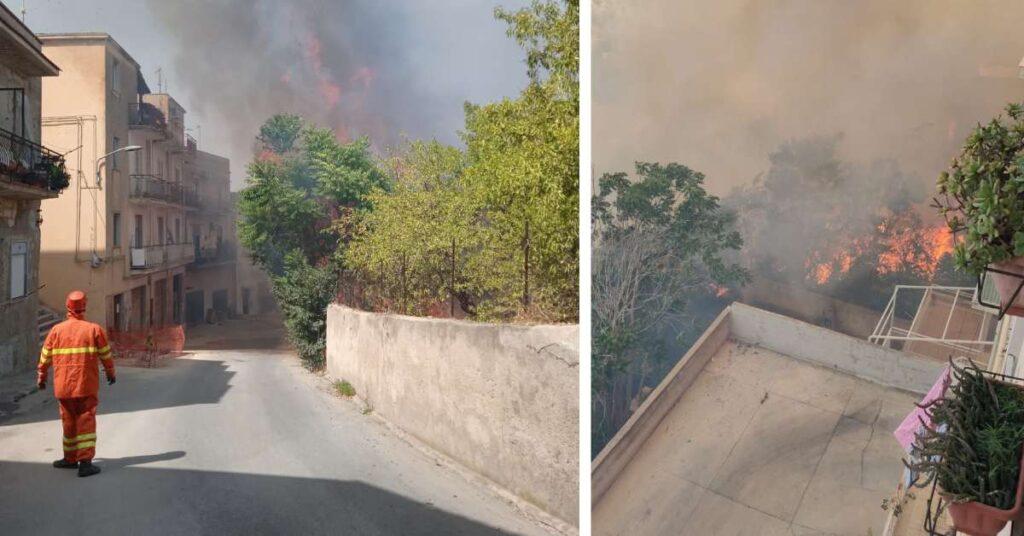 incendio noto siracusapress