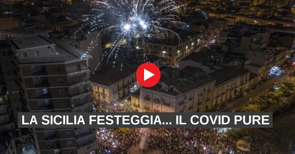 festeggiamenti covid siracusapress